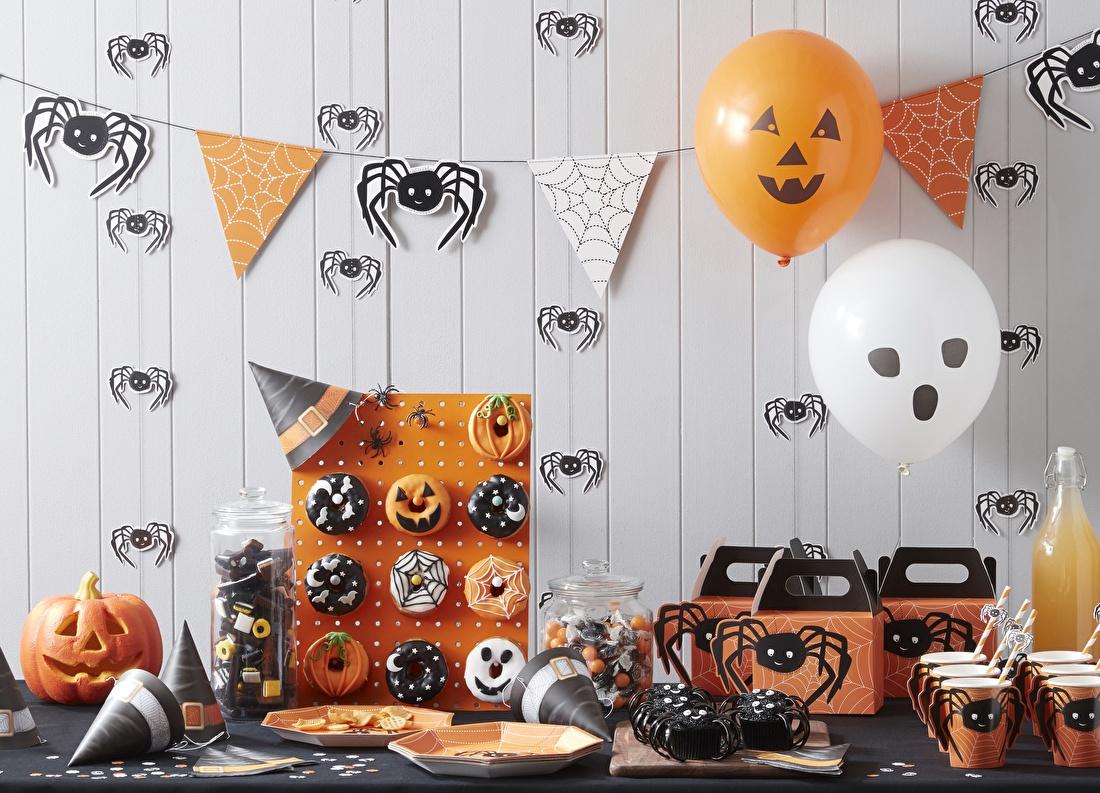 Halloween-feestartikelen