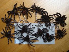 Sleutelhangers Spinnen