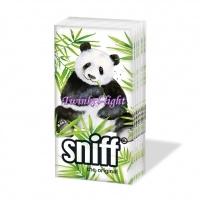 *WORDT VERWACHT* Papieren zakdoekjes Panda