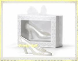 Mini kaarsje Trouw-/Bruidspump