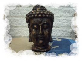 Kaars Boeddha hoofd