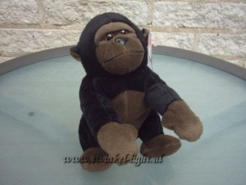 Beany knuffel Gorilla Bokito UITVERKOCHT!