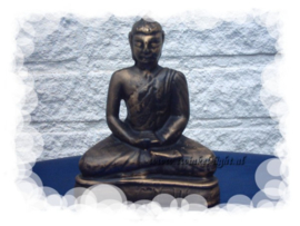 Kaars zittende Boeddha UITVERKOCHT!