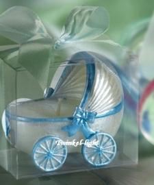 Kinderwagen kaarsje de Luxe