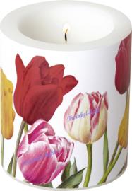 Kaars Tulpen