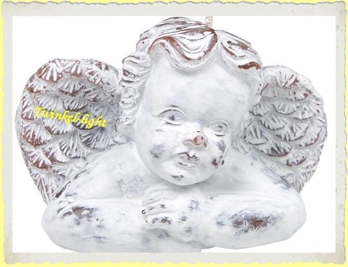 Kaars Engel borstbeeld