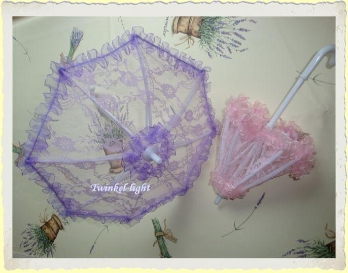 Kanten Parapluutje