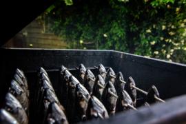 Van Kleef borrel VVV (vis, vlees en vegetarisch)  - minimaal 4 personen