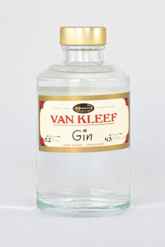 Gin 0,2l. - 43% alc.-vol.