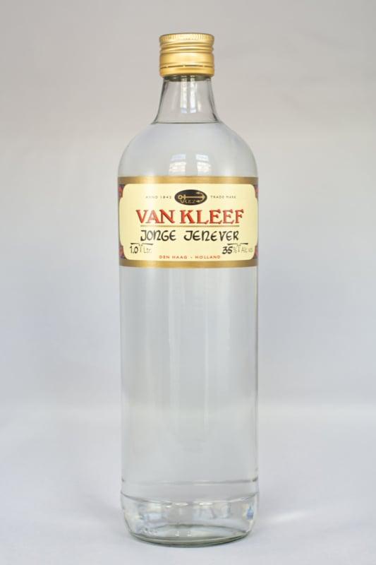 Young Jenever glass bottle 1.0l. - 35% AV