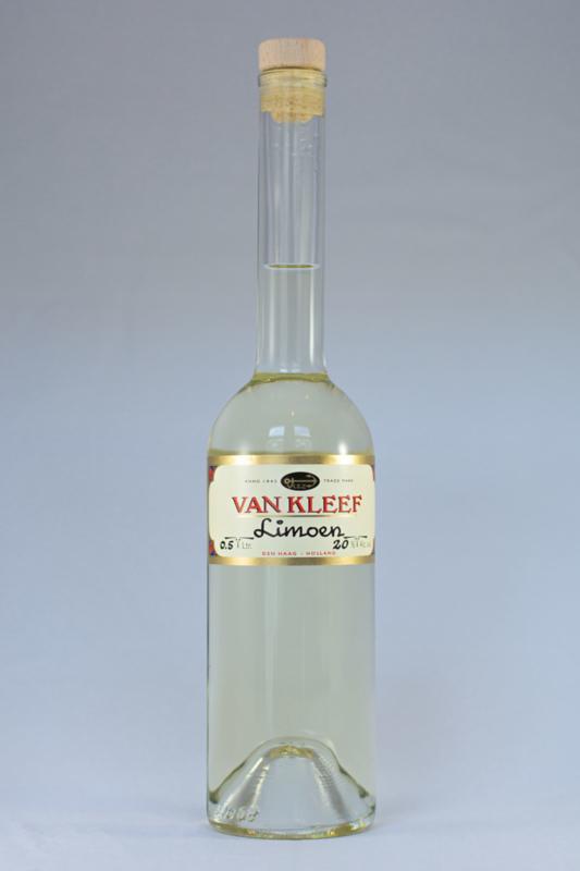 Limoen likeur 0,5l.  - 20% alc.-vol.