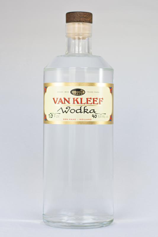 Wodka glass bottle 1.0l. - 40% AV