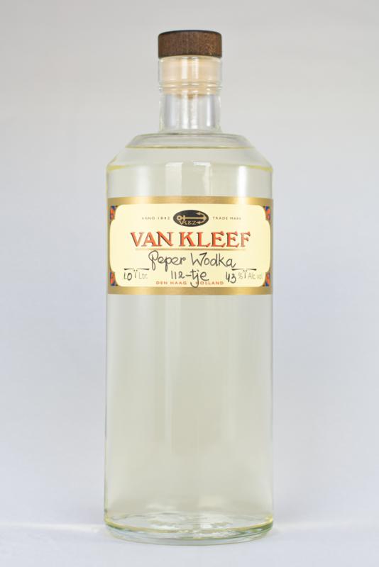 Peper Wodka 112-tje 1,0l. - 43% alc.-vol.