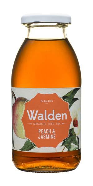 Walden Organic IceTea Peach & Jasmine