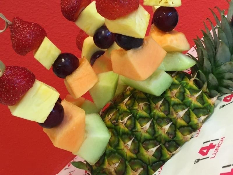 fruit op stok (1 dag te voren bestellen)