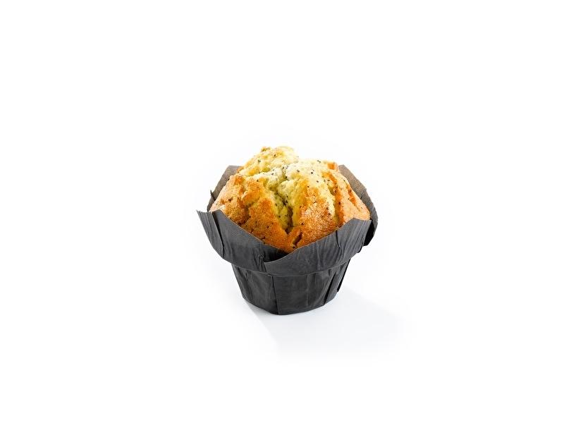 Muffin Lemon Maanzaad