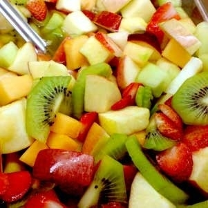 Fruitsalade klein
