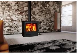 Hi-Flame AME R6 8 kW mat zwart