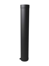 EW/150 2mm Paspijp 100cm (Kleur: Zwart)