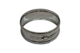 Klemband 130mm - Zwart