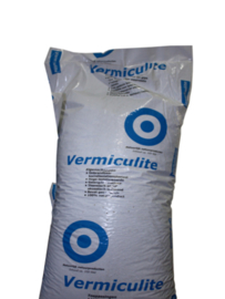 Vermiculitekorrels 100 liter zak - medium