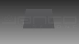 Vloerplaat 740x900mm (BxD) Janco de Jong