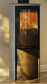 Lotus 9230 Staal/Zwart met speksteen