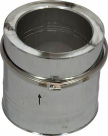 Holetherm DW/80Ø Pijp 20cm #DH118003