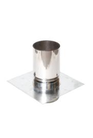 Flexibel Ø125mm Vloerplaat met nisubs
