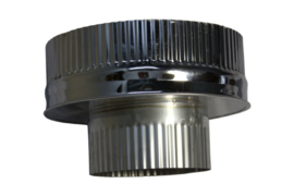 DW200/250mm Onderaansluitstuk CAM51-2