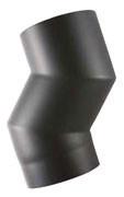 EW/150 2mm Element om kachel naar voren te halen (4cm) (Zwart) #TER15-204