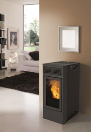 InnoFire Globefire Billy pelletkachel Antracietgrijs 6.5 kW KA09785