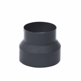 Verloopstuk 2mm gelast staal 119-150 TT331891 ( Grijs )