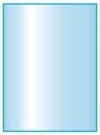 Kachelvloerplaat rechthoek 800 x 1000 x 6