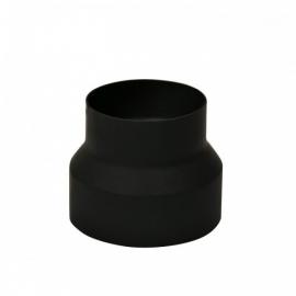 Verloopstuk 2mm gelast staal 119-130 TT331757 ( Zwart )