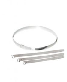 Trekband aluminium lengte 850mm #DH673103