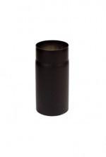 EW/150 2mm Pijp 25cm (Kleur: Zwart)