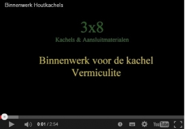 Video's uitleg instructie Kachelmaterialen
