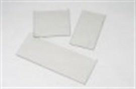 Kachelruitje vuurvast glas  0 - 250 cm2 (vierkante centimeter)