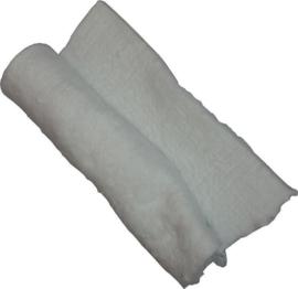 Thermische isolatiewol 80 kg/m³ per meter