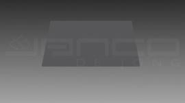 Vloerplaat 990x740mm (BxD) Janco de Jong