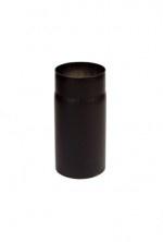 EW/125 2mm Pijp 25 cm (Kleur: Zwart) #11-110