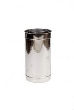 Holetherm concentrisch paspijp (werkend 15 tot 45cm) Ø100-150mm DH126104