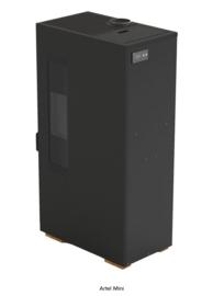 Artel Mini pelletkachel 1 - 5 kW  ZWART