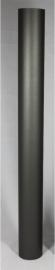 EW/Ø150mm Kachelpijp 100cm zonder verjonging Kleur: Antraciet