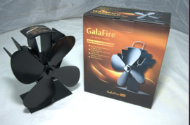 GalaFire N429 Kachelventilator 290 m³/uur