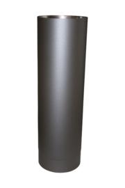 EW/Ø110mm Kachelpijp 50cm Kleur: antraciet #DUN800002A
