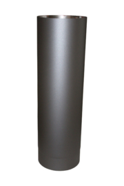 EW/Ø120mm Kachelpijp 50cm Kleur: antraciet #DUN1201011