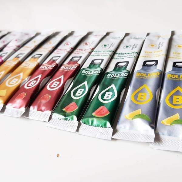 Bolero Smaak Sticks - Limonade ( dragon fruit)