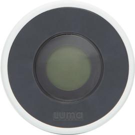 Badthermometer digitaal dark grey